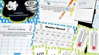 Weather Science Centers