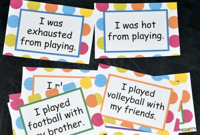 Combining Summer Sentences