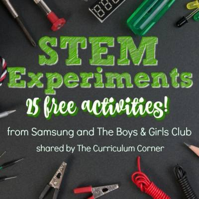 Summer of STEM Experiments