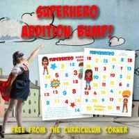Superhero Addition BUMP!