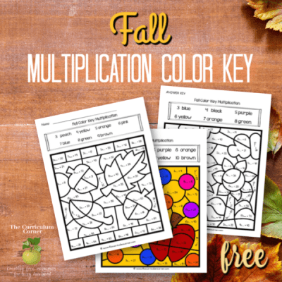 Fall Color Key Multiplication