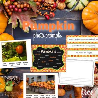 Pumpkin Photo Prompts