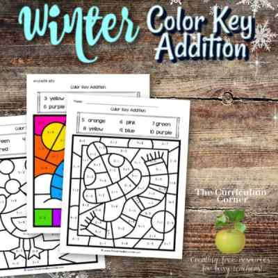 Winter Color Key Addition