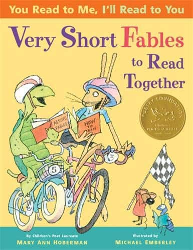 You Read to Me, I'll Read to You: Very Short Fables to Read Together