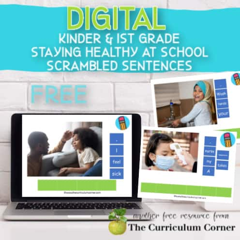 Newly updated distance learning collection from The Curriculum Corner. Packed with free resources for teachers to use when planning for the virtual instruction.