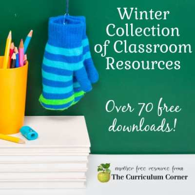 Winter Collection for Teachers