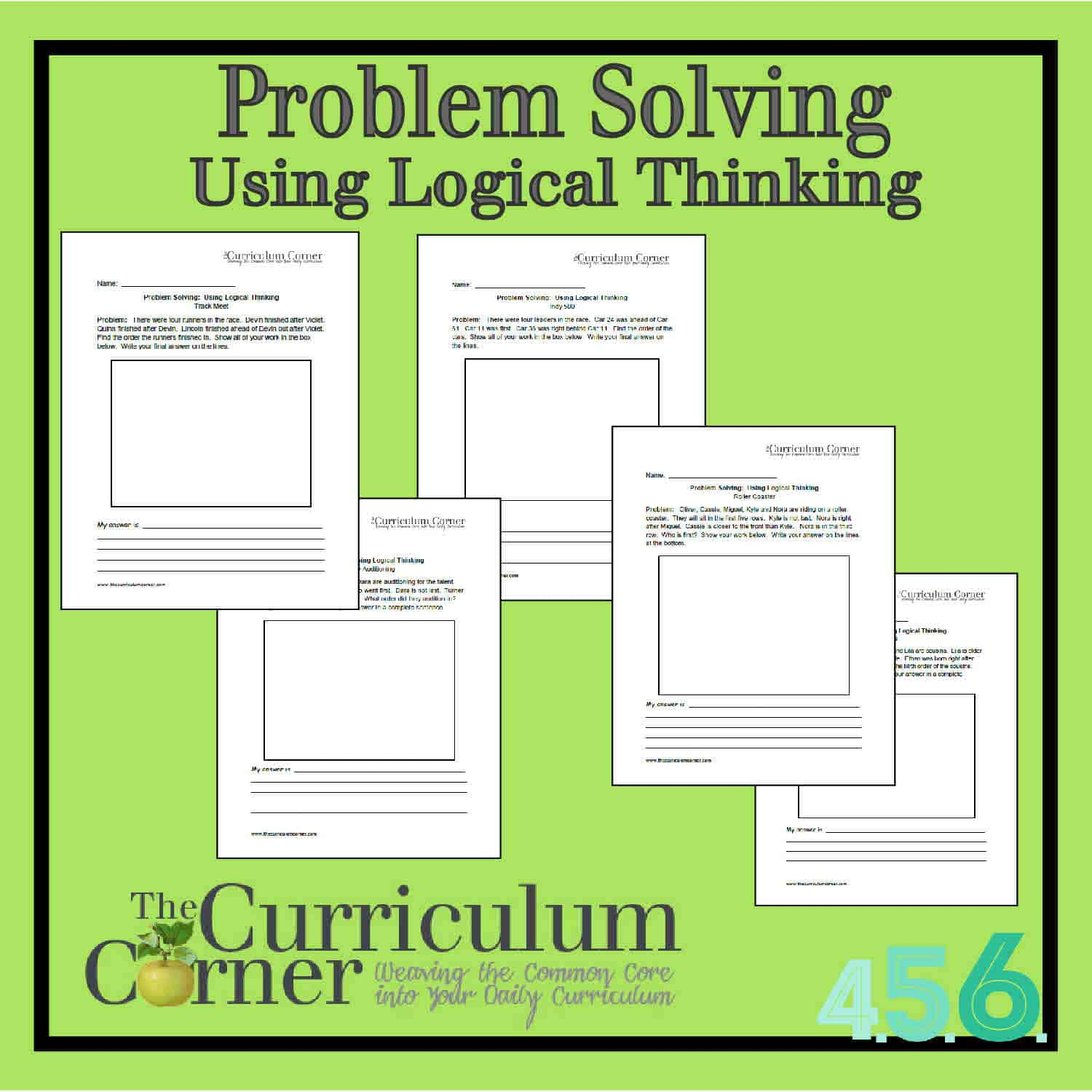 Problem Solving Logical Thinking