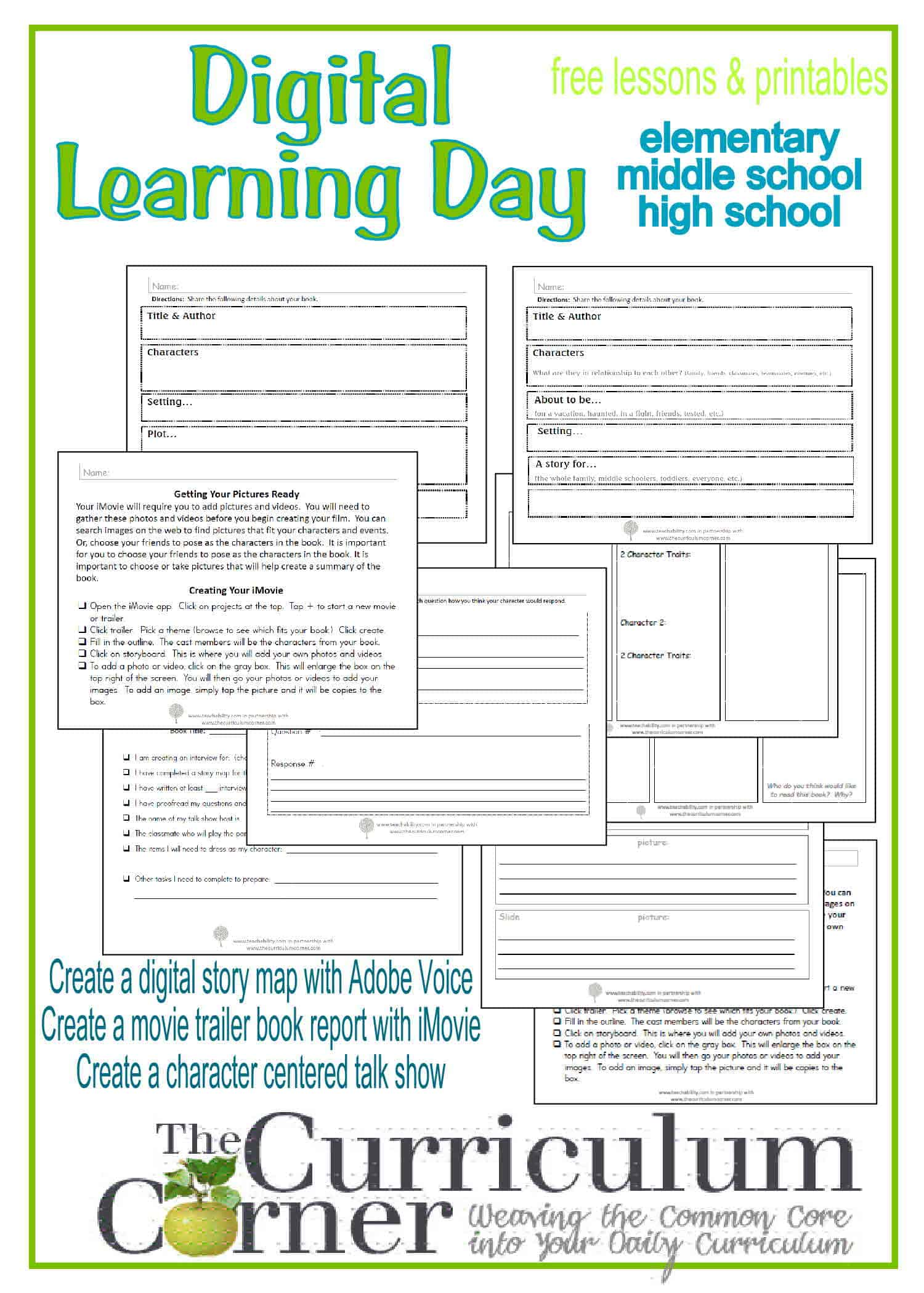 Digital Day Of Learning