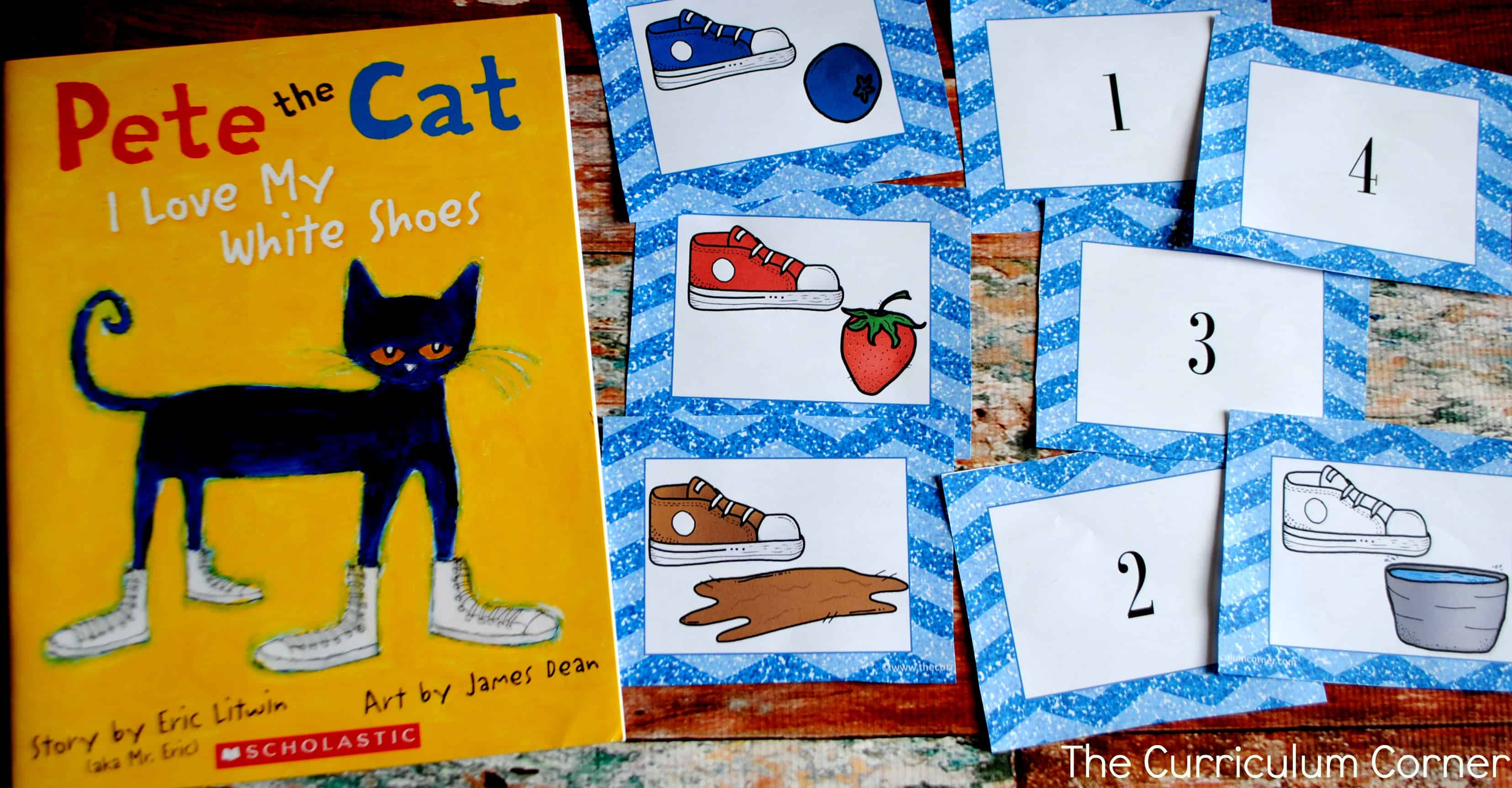 Pete The Cat Resources