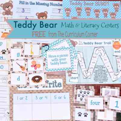 Teddy Bear Centers
