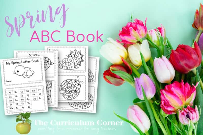 Spring ABC Book