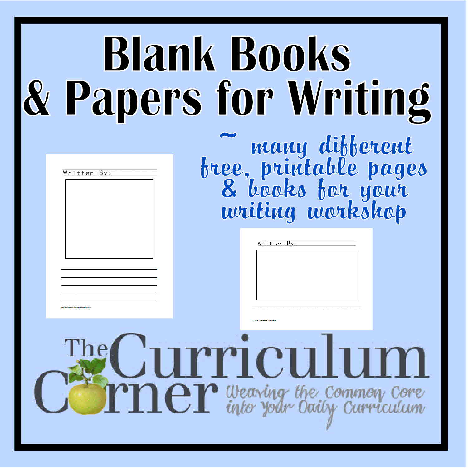 Free Printable Story Paper For Second Grade