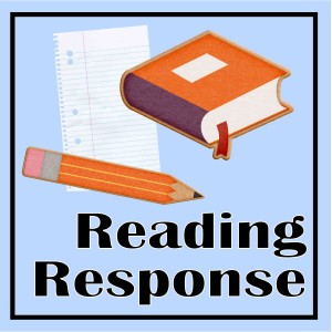 Reading Response Activities - The Curriculum Corner 123