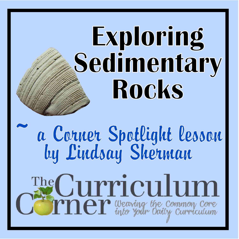 Expl G Sediment Ry Rocks Curriculum C Ner 123
