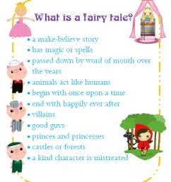 Fairy Tale Reading Unit - The Curriculum Corner 123 [ 3300 x 2550 Pixel ]