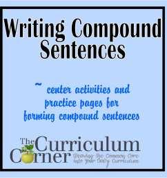 Copy Of Compound Sentences - Lessons - Blendspace [ 1500 x 1500 Pixel ]