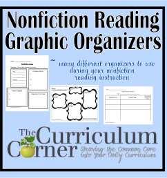 Book Report Organizer Elementary [ 1500 x 1500 Pixel ]
