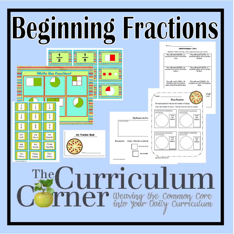 Beginning Fractions