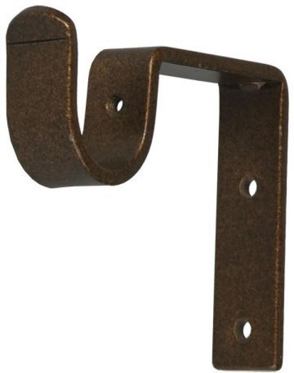 Short Wall Bracket For 1 Curtain RodEach