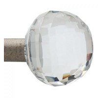 776 Crystal Finial (Each)