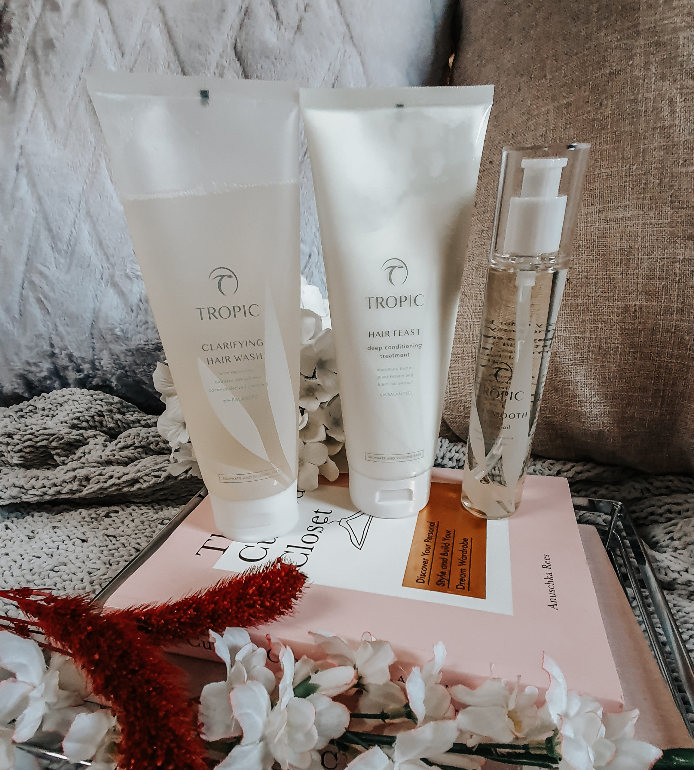 3 Haircare Products To Try From Tropic Skincare The Curvaceous Vegan