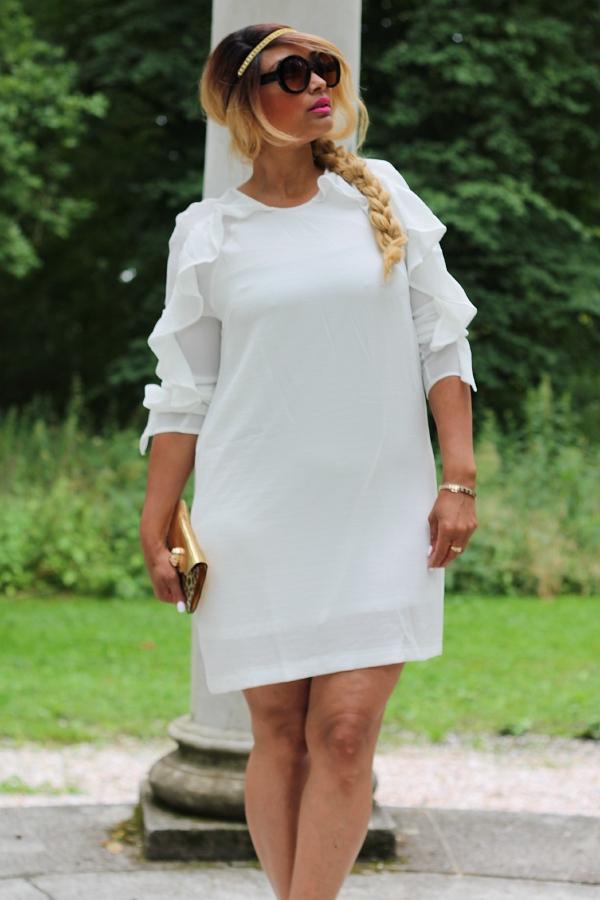 curvy style blogger