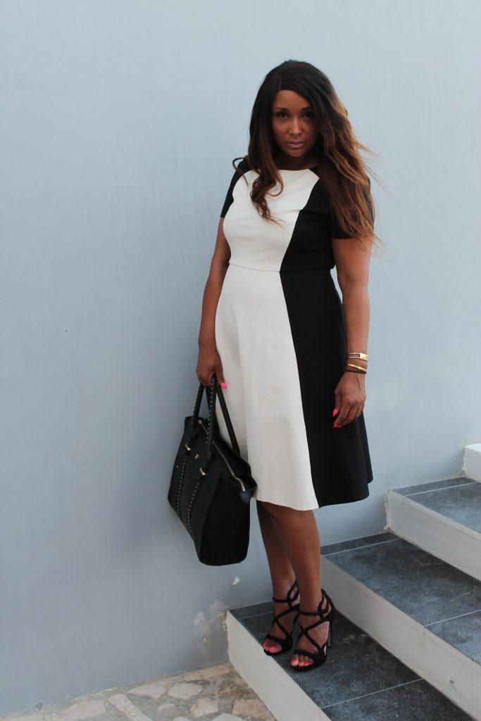 plus size blogger Navabi fashion
