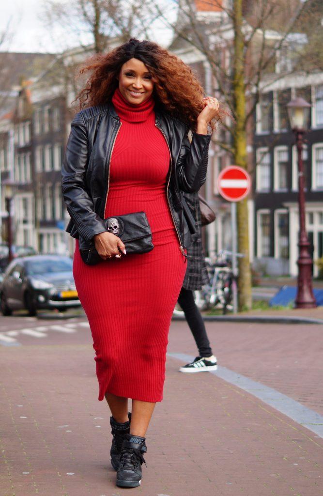 Dutch plussize blogger