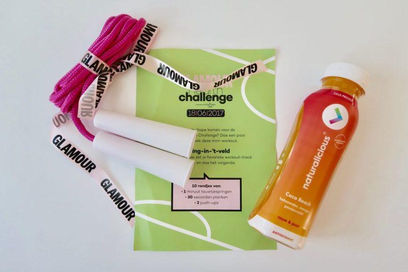 GLAMOUR HEALTH CHALLENGE 8