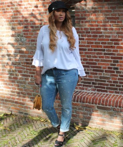 MS MODE PEARL JEANS