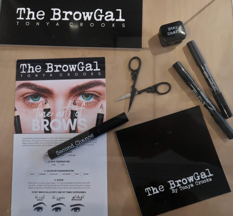 MEET THE BROWGAL 10