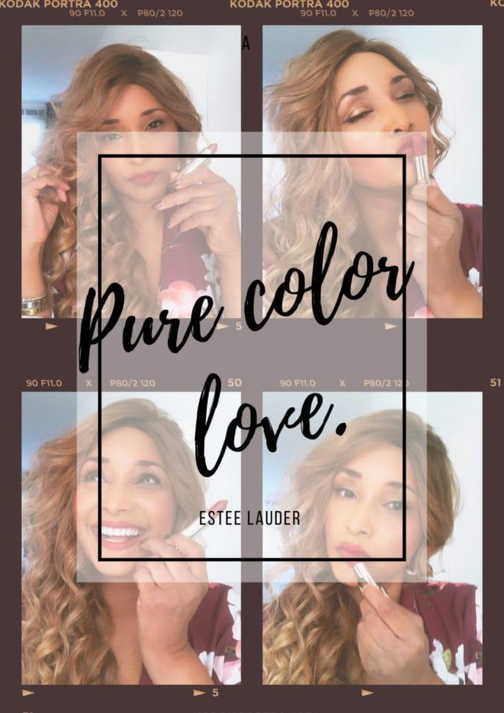 Estee Lauder pure Love