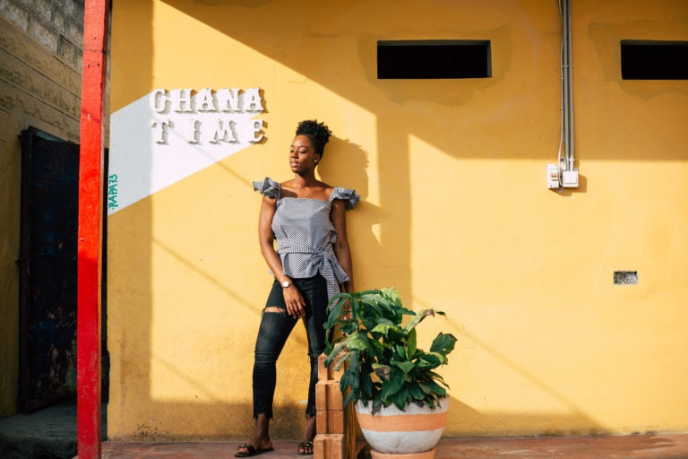 Keshia Danso In the Spotlight