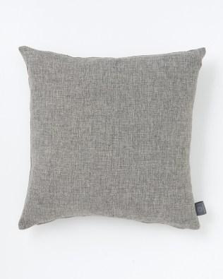 Grey Linen Effect Cushion