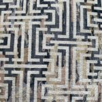 Grecian Pattern Cushion