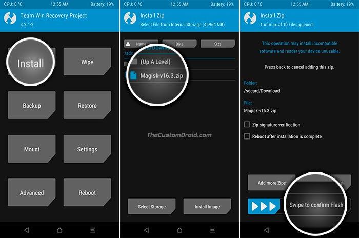 Как рутировать Xiaomi Mi Mix 2S с помощью Magisk