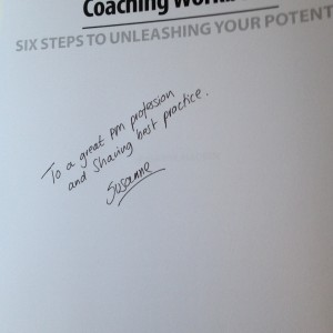 The PM Coaching Workbook sig