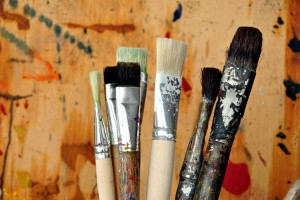 painting a picture