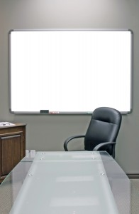 In the conference Room