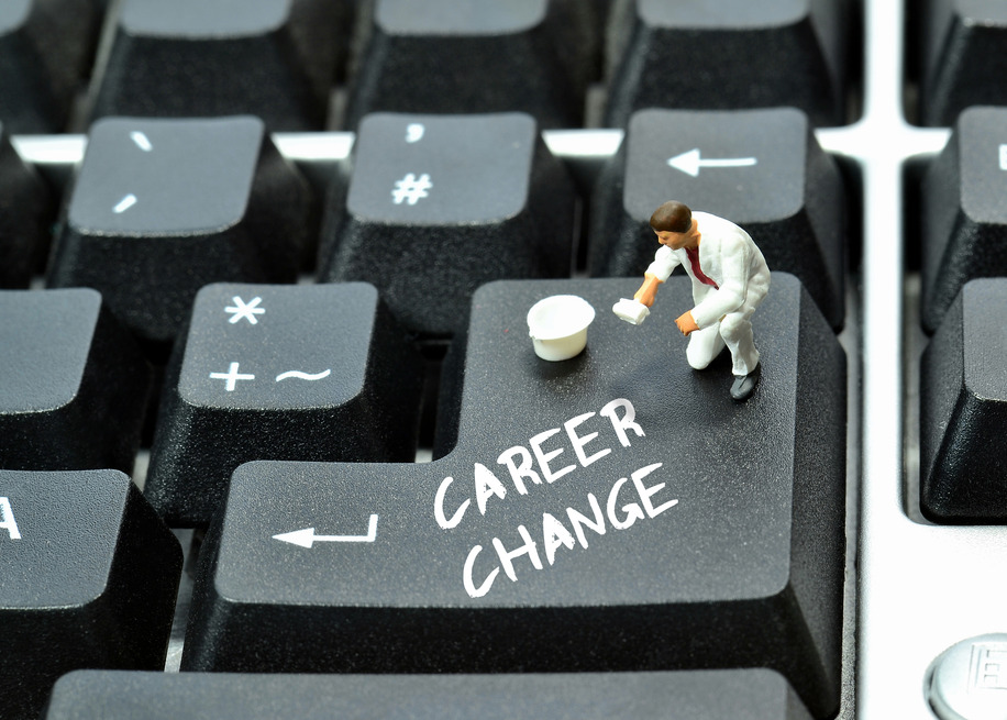 Career change CV service from The CV Store