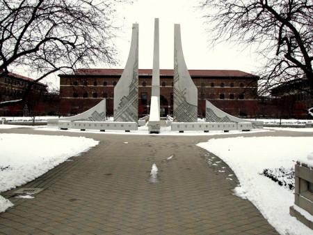 Purdue Engineering Plaza