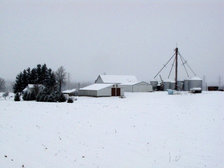 My grandparent's farm