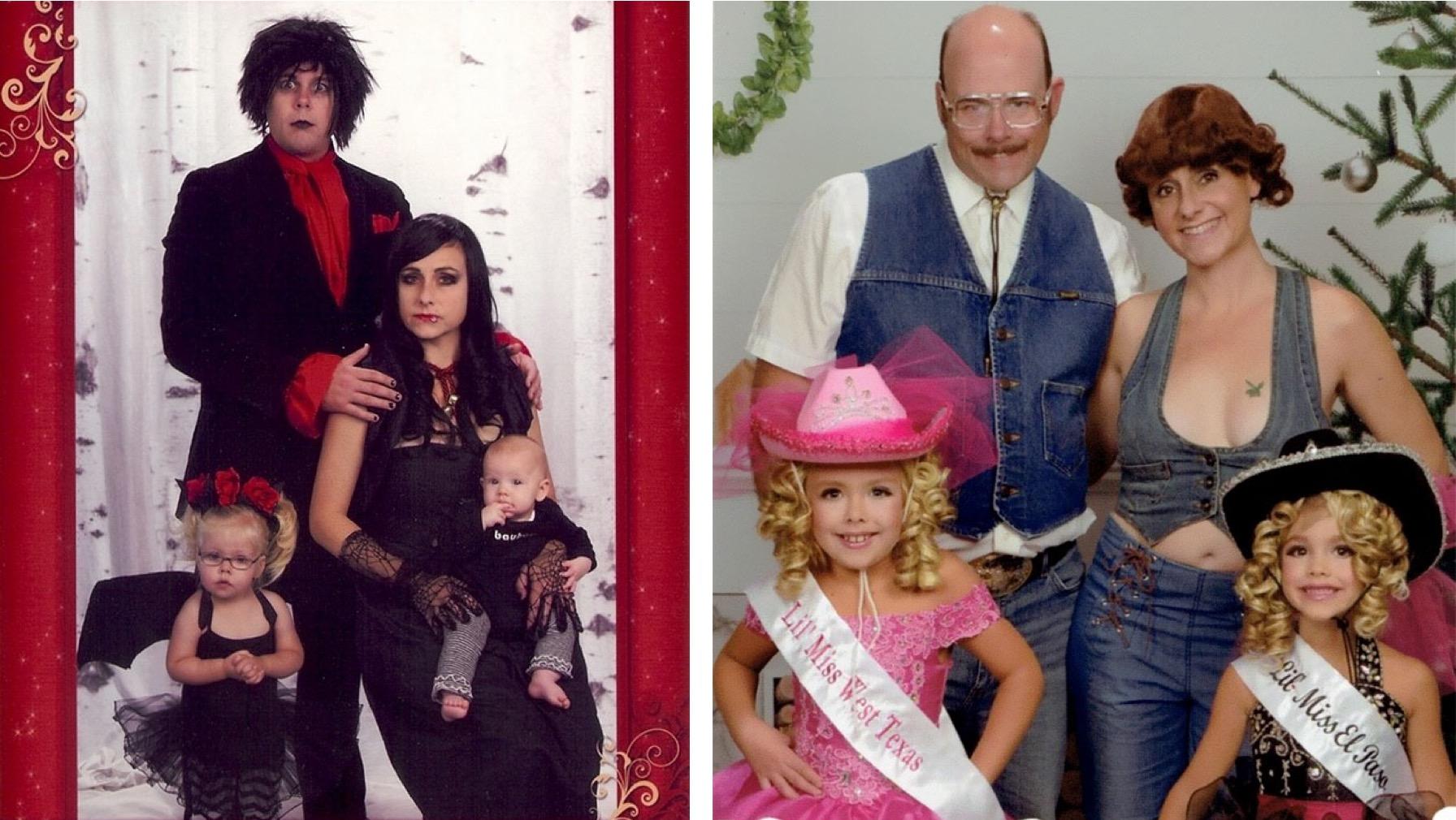 crafty family creates cringeworthy