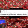 Employee Weaponizes Holiday Cheer By Gift Wrapping Boss S