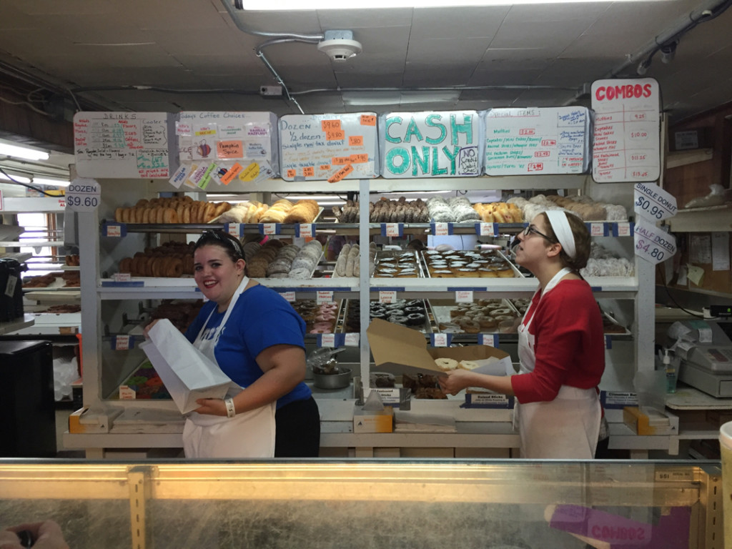 Rhode Island Best Donuts
