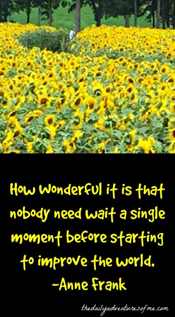 sunflowerquote