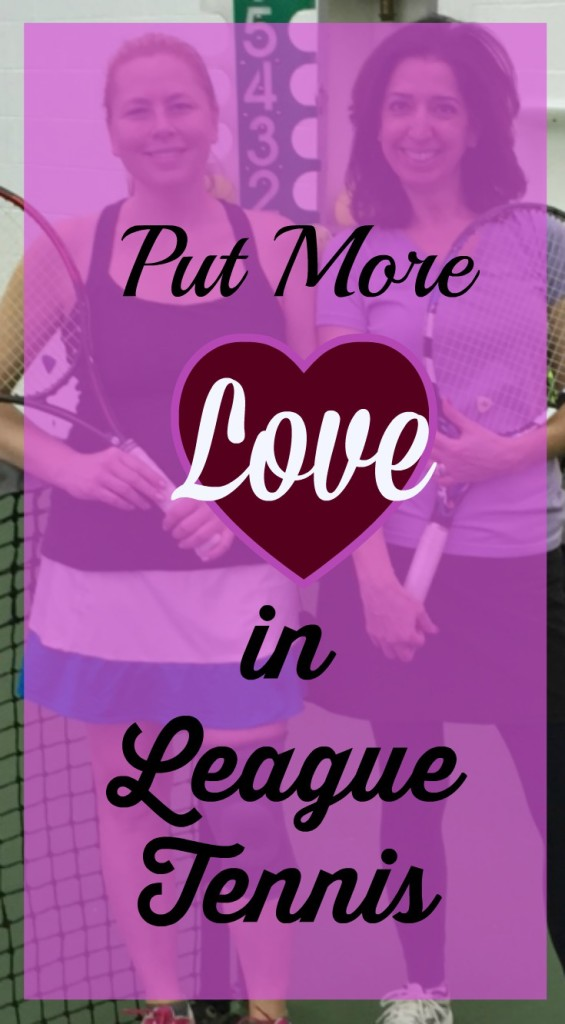 fun fair love league tennis