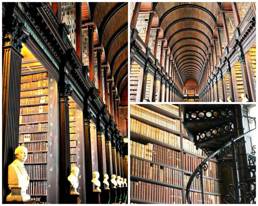 Trinity College Long Room