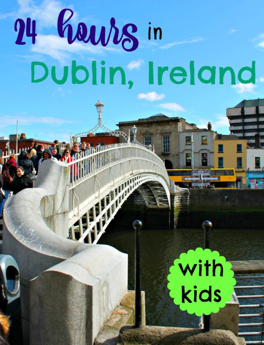 How we spent our 24 hours in Dublin, Ireland www.thedailyadventuresofme.com