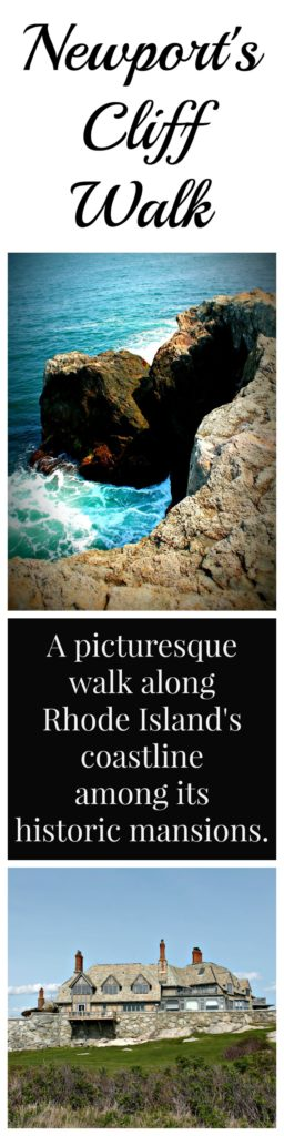 Pictures to inspire and details to make your trip perfect to Newport's Cliff Walk thedailyadventuresofme.com